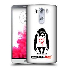 Fundas y carcasas LG color principal rojo para teléfonos móviles y PDAs LG