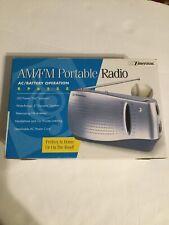 Emerson RP6288 AM/FM Portable Radio Manual