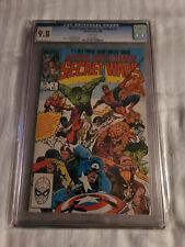 MARVEL SUPER HEROES SECRET WARS 1-12 CGC 9.8