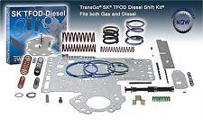 SKTFOD-DIESEL TransGo A518 A618 Shift Kit  1988-03 46RE 47RE Dodge HD 22165BT