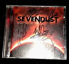 Sevendust - Black Out the Sun - CD - Autographed