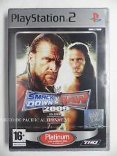 WWE Smackdown Vs Raw 2009 - Jeu PS2