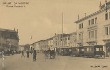 * MESTRE - Piazza Umberto I - Tram