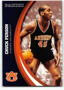 2016 Panini Collegiate Auburn Team Collection Trading Card #29 Chuck Person