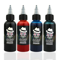 New OPHIR 60ml/Bottle Airbrush Temporary Tattoo Ink for Airbrush Kit_TA099