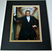 Peter Capaldi Signed Autograph 10x8 photo mount display Doctor dr who TV & COA