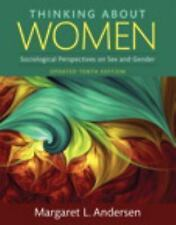 Thinking about Women : Sociological Perspectives on Sex and Gender by...