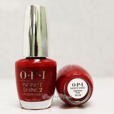 OPI INFINITE SHINE Relentless Ruby - Air Dry 10 Day Nail Polish 0.5 oz IS L10