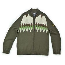 TOMMY HILFIGER Denim Herren Strickjacke L 52 Cardigen Jacket Men Pulli Knit TOP