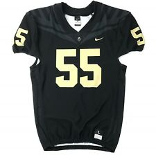 37ec067d8b7 Nike Purdue Boilermakers Vapor Pro Football Jersey Men's Large Black