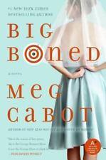 Heather Wells Mysteries: Big Boned 3 by Meg Cabot (2007, Paperback)