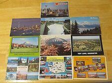 10 Washington State Postcards