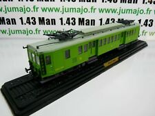 AM10G Automotrices train SNCF 1/87 HO : métallique Midi 1925 ZCEyf 23001