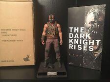 Hot Toys MMS183 Dark Knight Rises Bane batman joker catwoman gordon vengeance