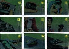 STAR TREK 30 YEARS PHASE 1 TECHNOLOGY FOIL SET