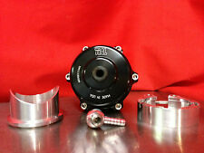 Tial Q 50mm BOV Black Blow Off Valve Steel Authorized Tial Dealer