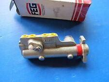 Maître-cylindre de freins tandem FEG pour Renault R4, R5 TL, GTL