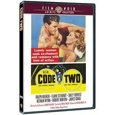 Code Two DVD Ralph Meeker, Elaine Stewart, Sally Forrest, Keenan