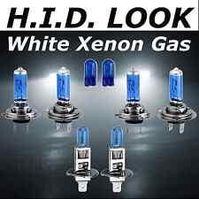 H7 H7 H1 100w Blanco Xenon Hid Mira Alta Baja Niebla Beam Faro Bombilla Pack