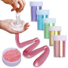 Make Slime Kit Borax Glitter Puderkleber Spiel Wissenschaft Spiel Schleim