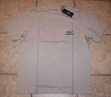NWT Vineyard Vines Small Mens SS Minnow Gray Pocket T-Shirt