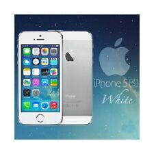 "Smartphone Apple IPHONE 5s 32GB Silver 4"" IOS12 0.1oz 8MP 0.0353oz Bluetooth"
