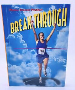Merrill Reading Program, Break Through Student Reader Level H Fifth Edition 1999
