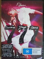 Rihanna – Rihanna 777 Documentary... 7Countries7Days7Shows (2013)  DVD  NEW