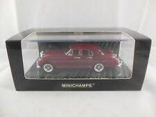 Minichamps 436 139550 1955 Bentley S1 Continental Flying Spur in Red  Scale 1:43