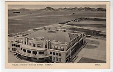 SANTOS DUMONT AIRPORT, RIO DE JANEIRO: Brazil postcard (C21623)