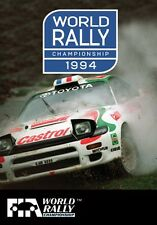 World Rally Championship - Review 1994 (New DVD) FIA WRC Sainz Auriol McRae