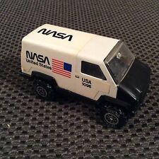Vintage Tonka NASA United States Van Truck Toy