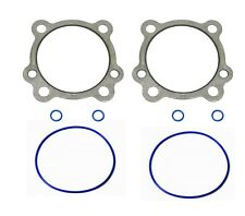 """Head and Base Gaskets Twin Cam 88 & 96 3 3/4"""" .040 1999-16"""