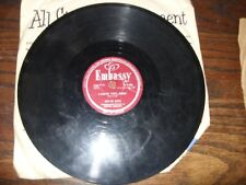 78 RPM David Ross - He's got the whole world in his hands/I Love you baby