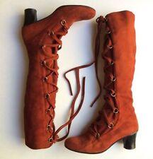 d0bca00866ab2 Vintage Women's Suede US Size 7.5 for sale | eBay