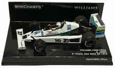 Minichamps Williams FW06 #27 3rd USA West GP 1979 - Alan Jones 1/43 Scale