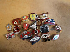 More details for 18 x various speedway enamel pin badges mainly @ belle vue manchester