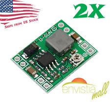 2pcs 3A 0.8 to 20V DC Buck Converter Step Down Power Supply Module MP1584 LM2596