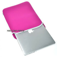 TIFANY Smart Hotpink Sleeve Bag Cover Case for Apple Macbook Pro 13 inch(A1278)
