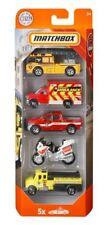 Matchbox 5-Pack Fire Rescue Trucks 5 Pack