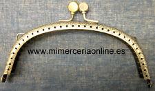 Boquilla bolso/monedero, color bronce (CAJÓN 37)