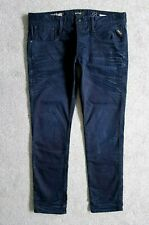Mens Replay ANBASS Slim Fit THERMO Dark Blue Jeans W38 L34