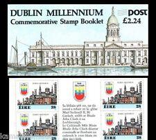 Millennium, Viking Ship, Church, Record Tower, Ireland 1988 Booklet