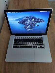 Apple MacBook Pro 15 2012 2.3Ghz i7 16GB Ram 500GB HDD
