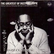 THE GREATEST OF DIZZY GILLESPIE - RCA Victor Jazz Classics - CD - 1961