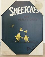 Sneetches And Other Stories By Dr Seuss Canvas Art Print Wall Art Decor