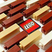 LEGO 1x1x3 BRICKS (Packs of 4) - Choose Colour - Design 14716