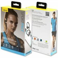 OEM Retail Box Only w/ USB. 4 Eargels. Fitclip for Jabra Sport Pace Headset Blue
