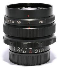 MIR-1V 1 V 1B 37mm f2.8 M42 USSR Russian Soviet Lens Nikon EOS Sony 4/3 *TESTED*