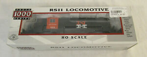 HO Scale Life-Like Proto 1000 Series RS11 Diesel Locomotive - New Haven 1404